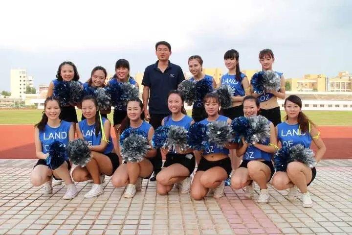 青春活力,舞动奇迹——记经与管学院在桂林洋校区啦啦操决赛获佳绩