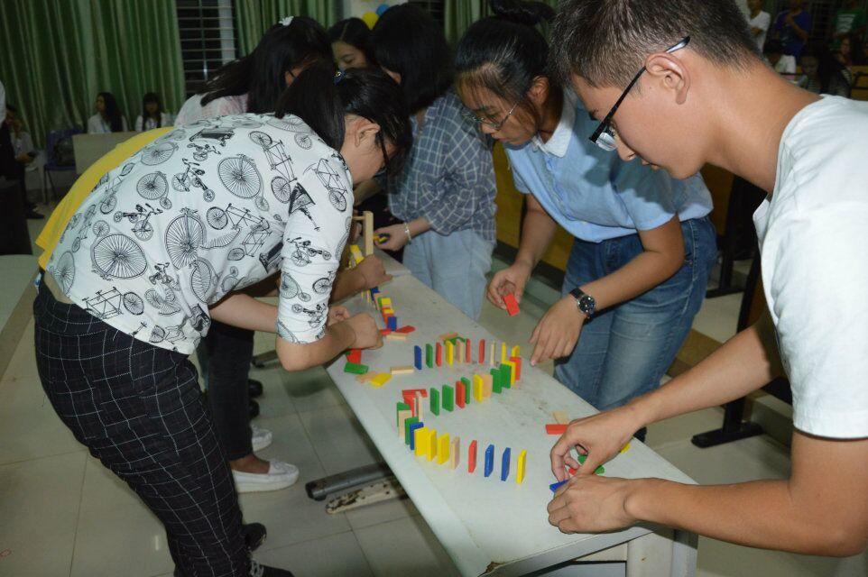 教育科学学院举办OM知识竞赛
