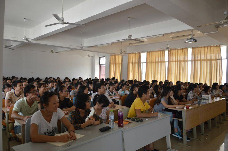 教育科学学院邀请白学军教授作心理学学术讲座