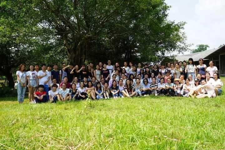 我院2013级旅游管理专业学生赴澄迈见习