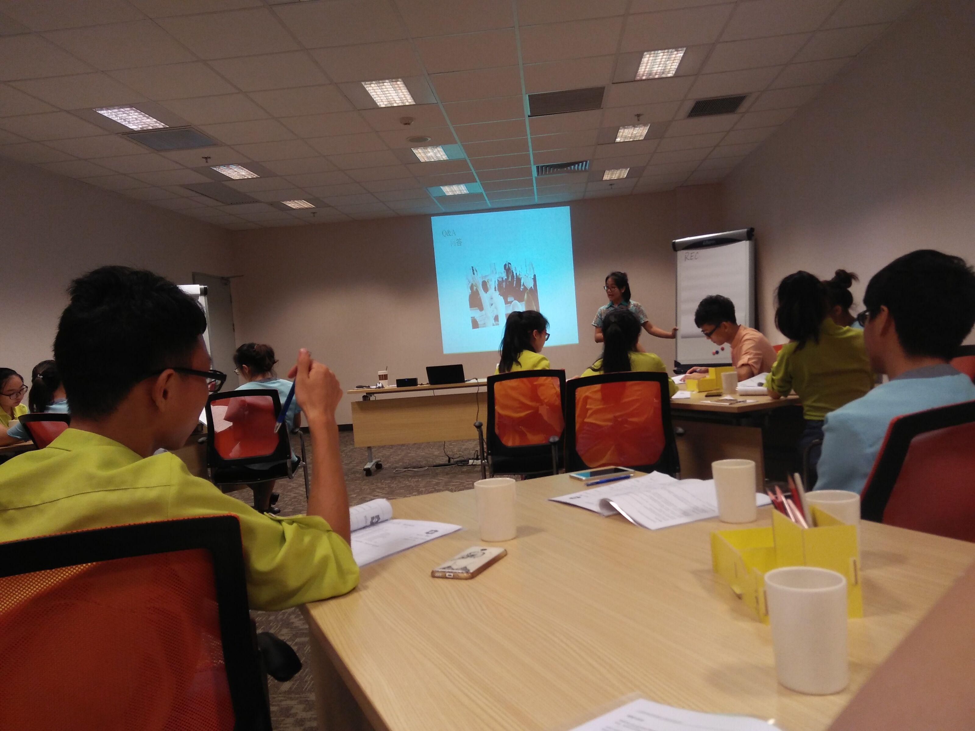 旅游学院赴三亚香格里拉等酒店开展创新创业周专业社会服务活动