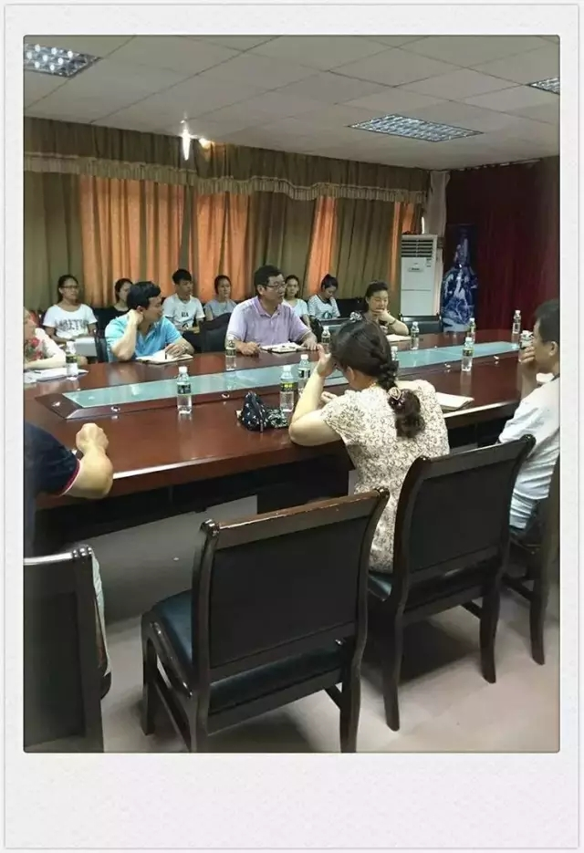 教育发展办公室就我校基础教育未来发展方向召开工作会议
