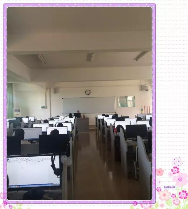 海南微软IT学院《MOS课程》暑期第一期培训班在我校顺利开班