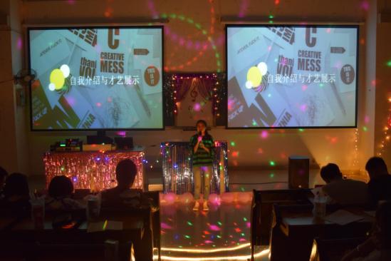 青年之声·化学与化工学院举办十佳歌手大赛初赛