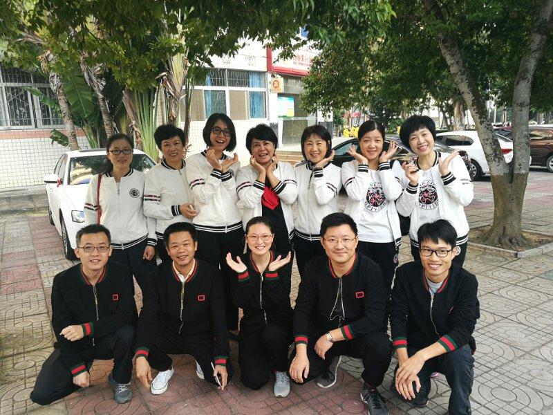 我院教职工积极参与学校第三十三届运动会
