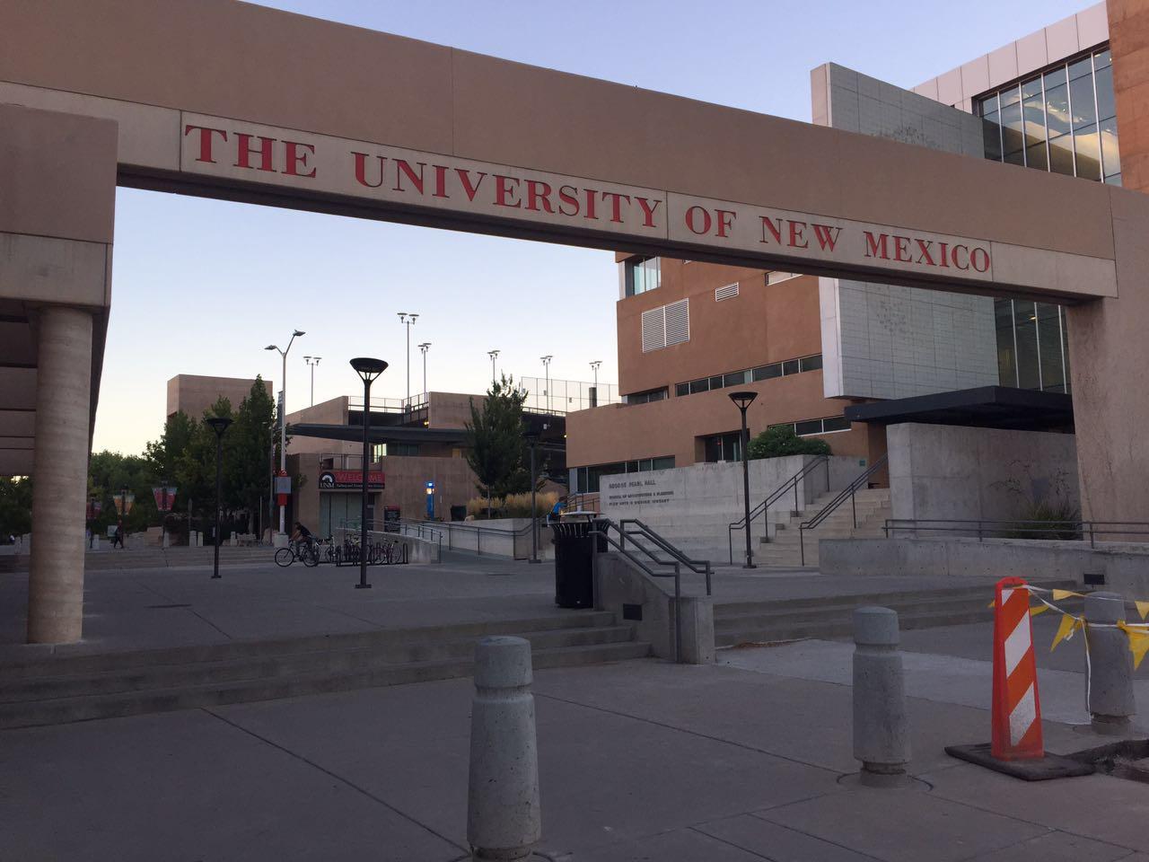 关于开展与美国新墨西哥大学2017年中外人才培养项目学生选拔的通知