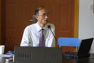 清华大学博士生导师王宁教授莅临我院做学术讲座