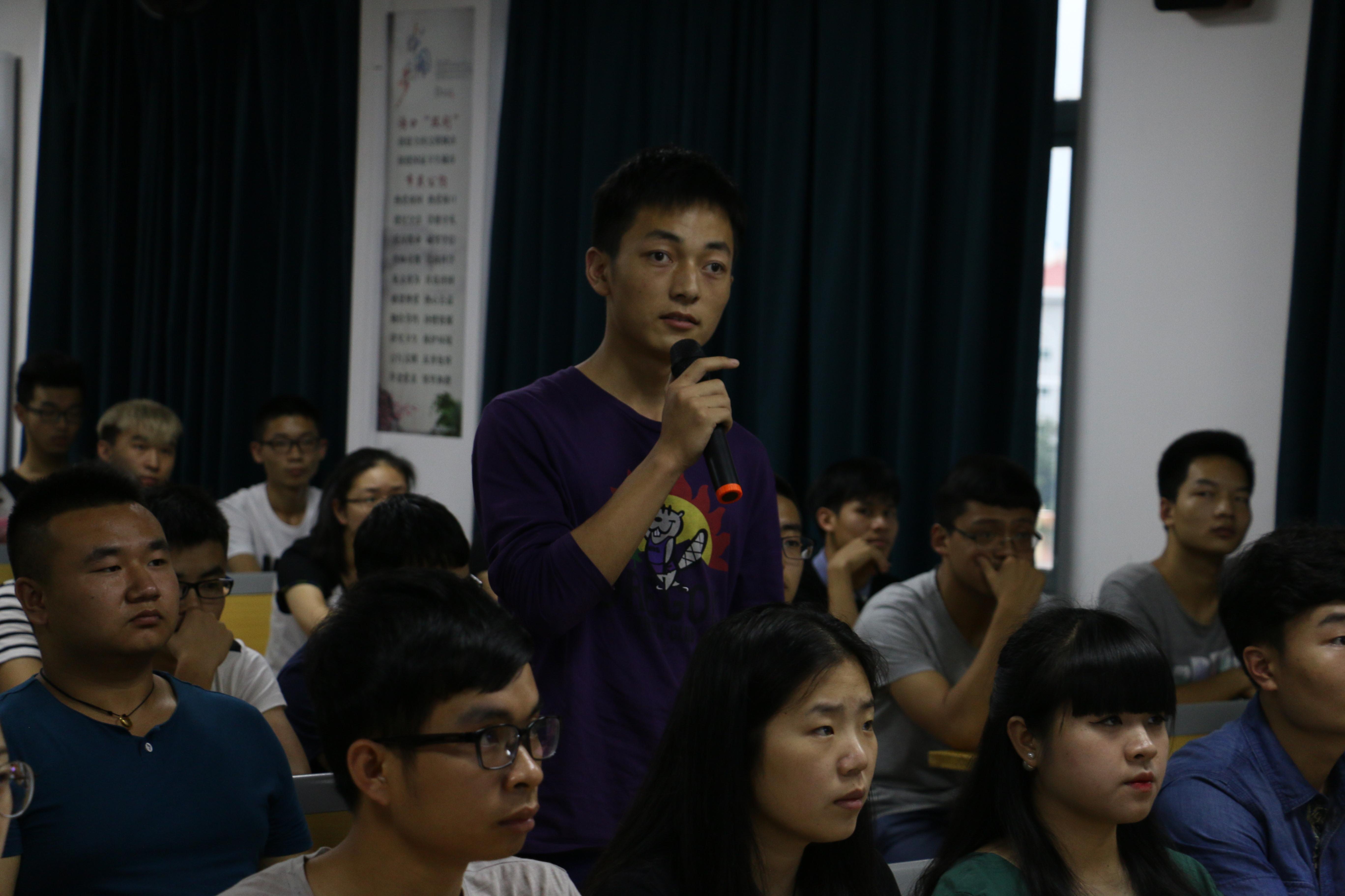 我校参加《形势与政策》全国共享直播互动课