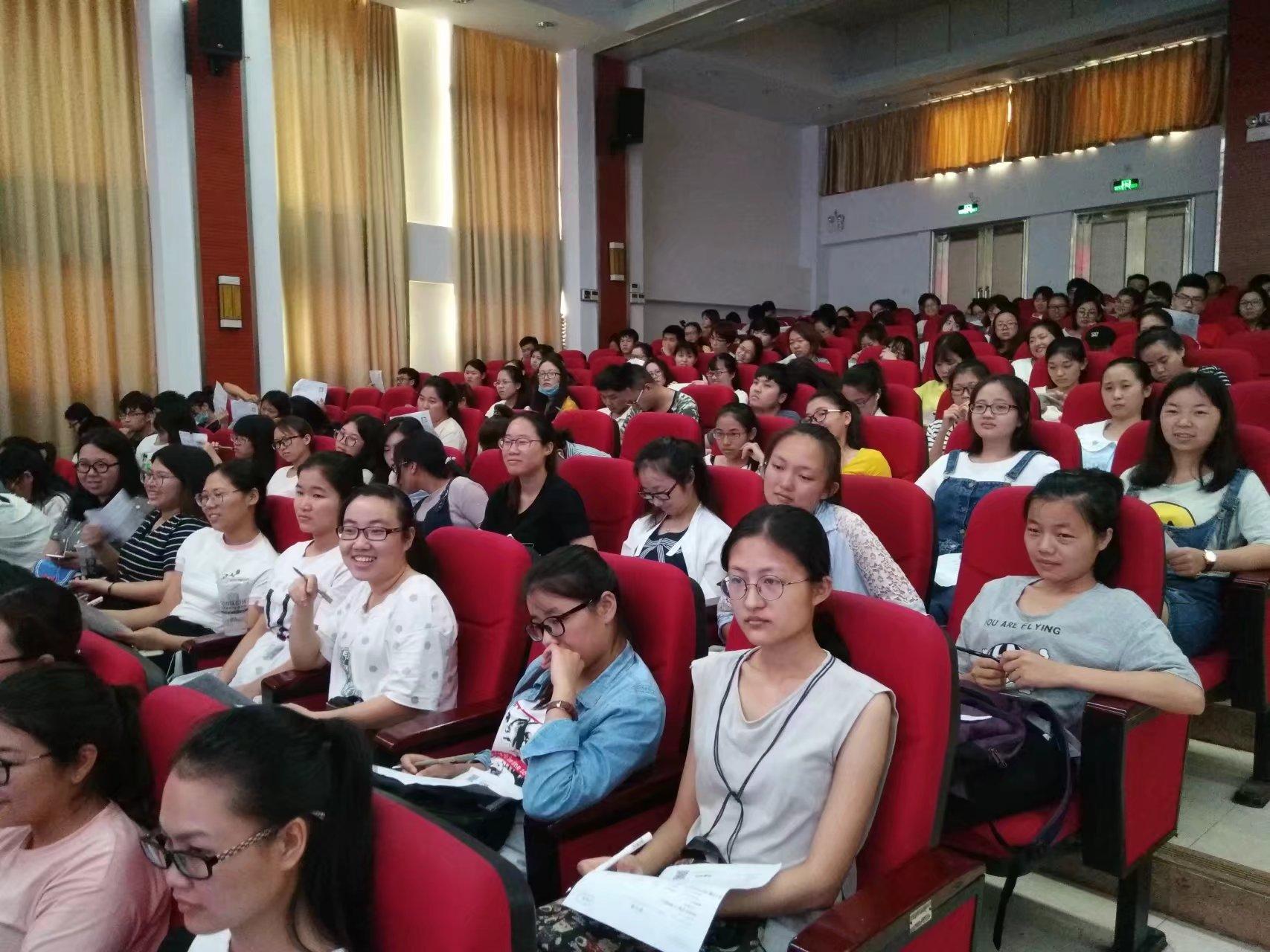 青年之声·记马克思主义学院简历指导培训讲座