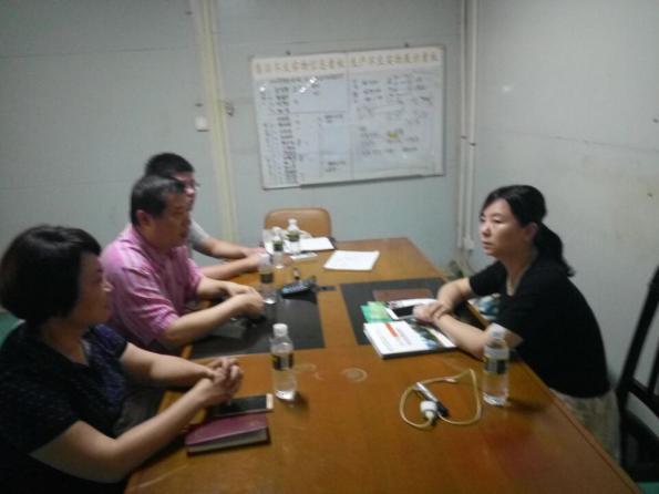 【就业专题】我院就业工作小组开展企业走访活动
