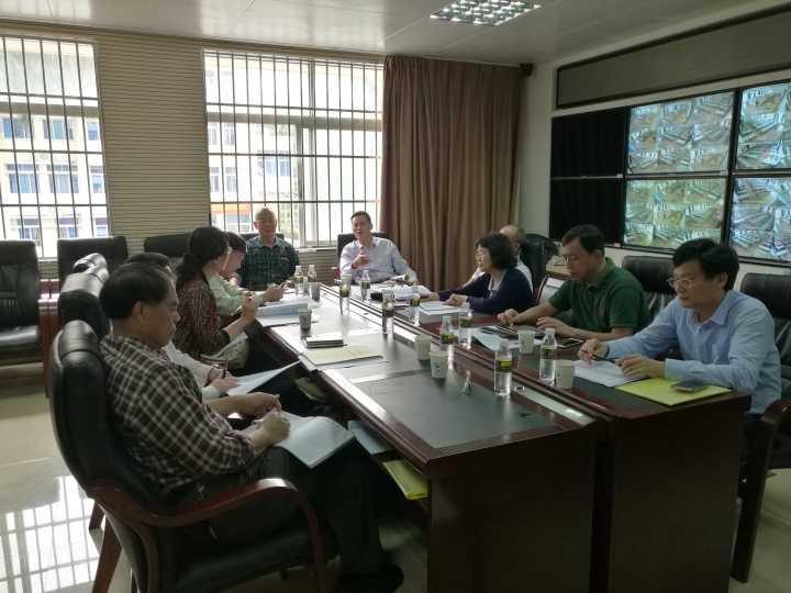 我校新一届教学督导委员会召开工作研讨会