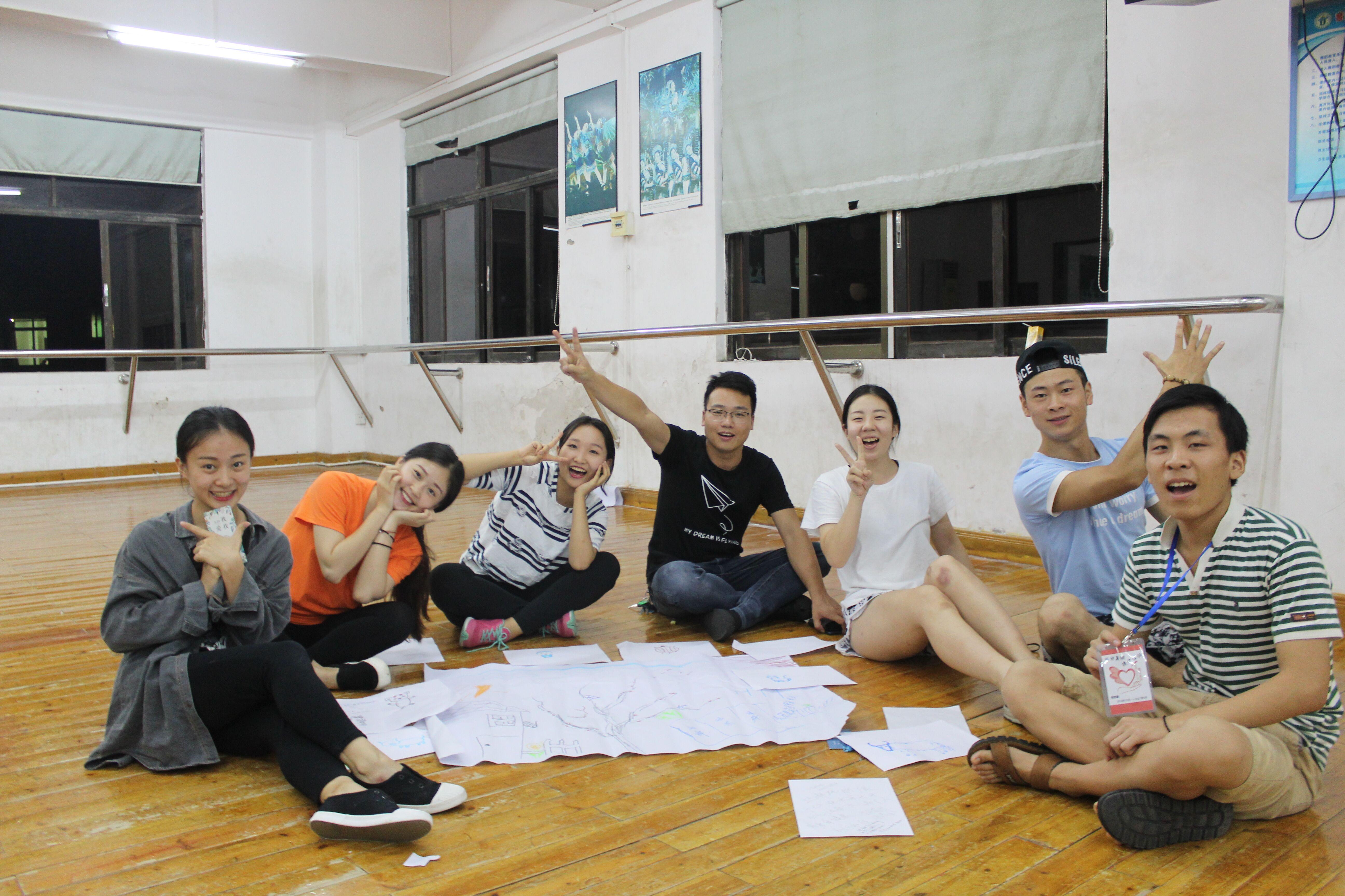 永利集团官方网站入口5·25团体心理辅导活动圆满成功