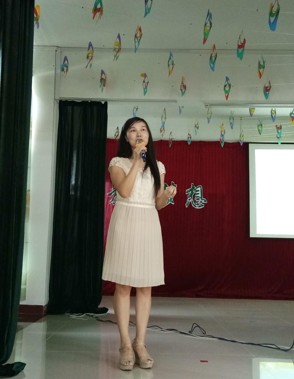 青年之声﹒教育与心理学院师生赴琼中帮扶学前教育宣传月活动