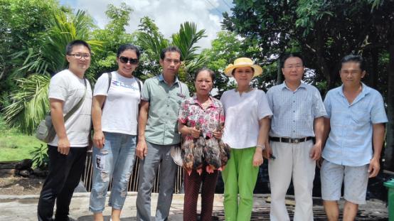 生命科学学院五赴亚欠村开展扶贫活动