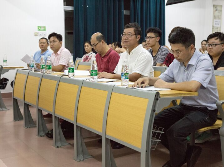 我院举行2017级中俄联合办学编导专业开学典礼