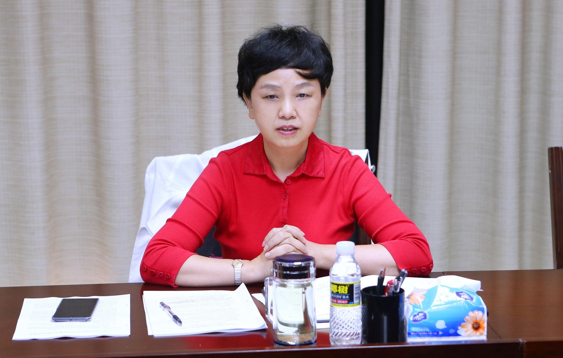 党委理论中心组召开专题会议学习党的十九大报告