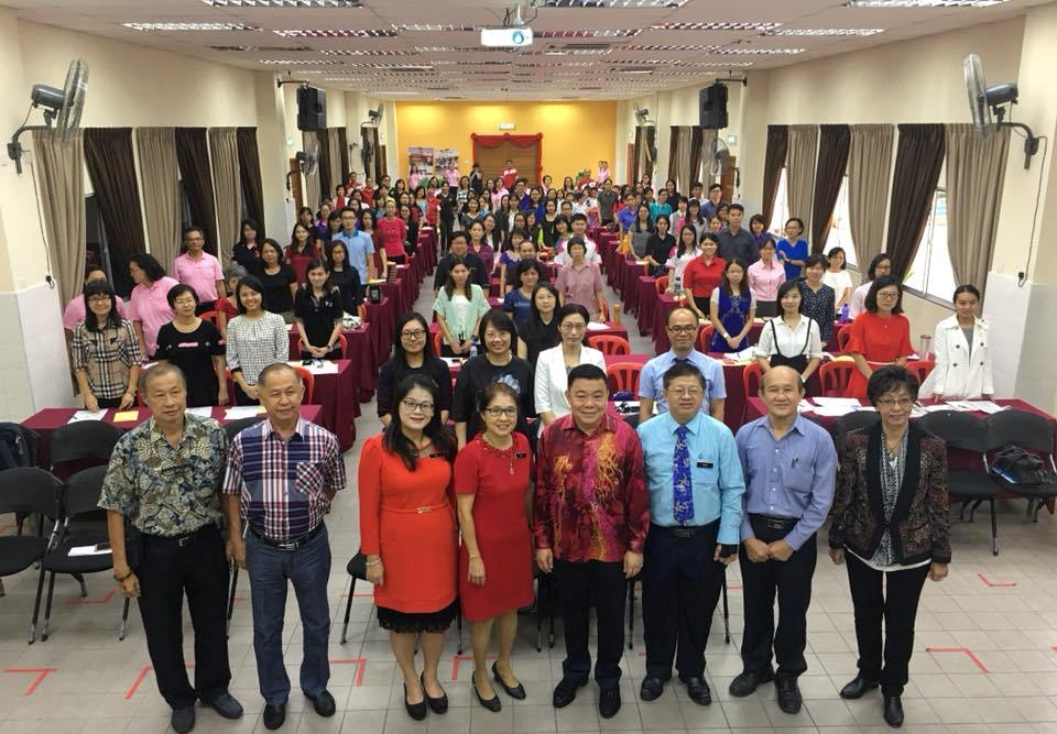 """""""汉语教学 共同研习""""马来西亚本土教师教学研习营成功举办"""