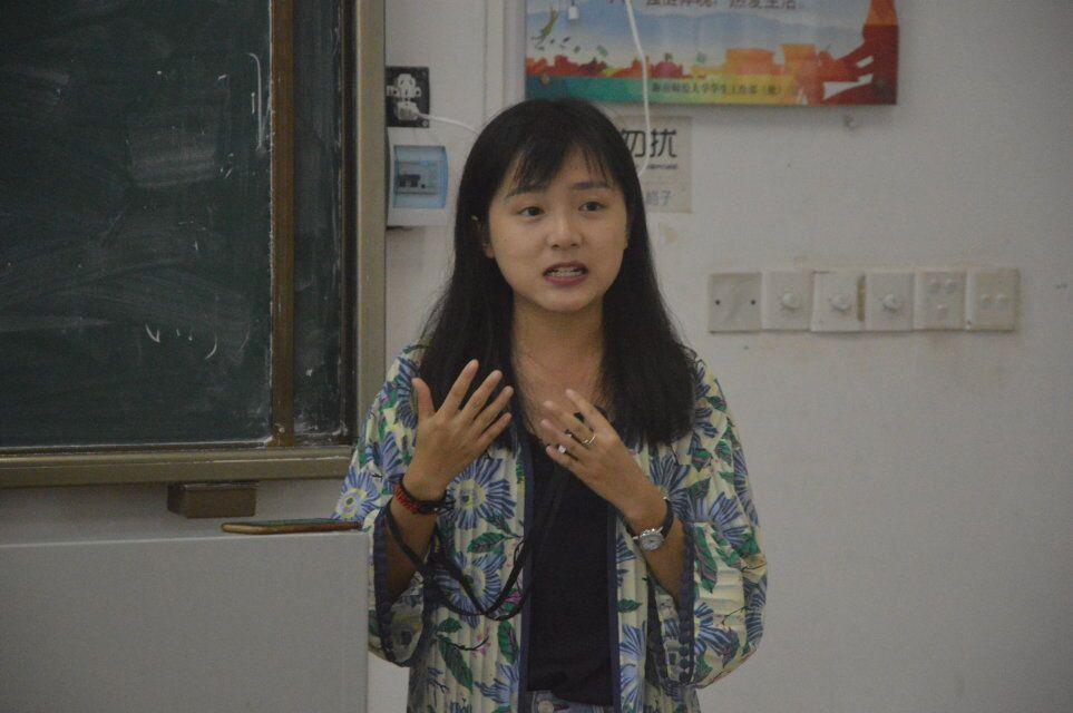 青年之声·教育与心理学院开展特殊教育专题讲座