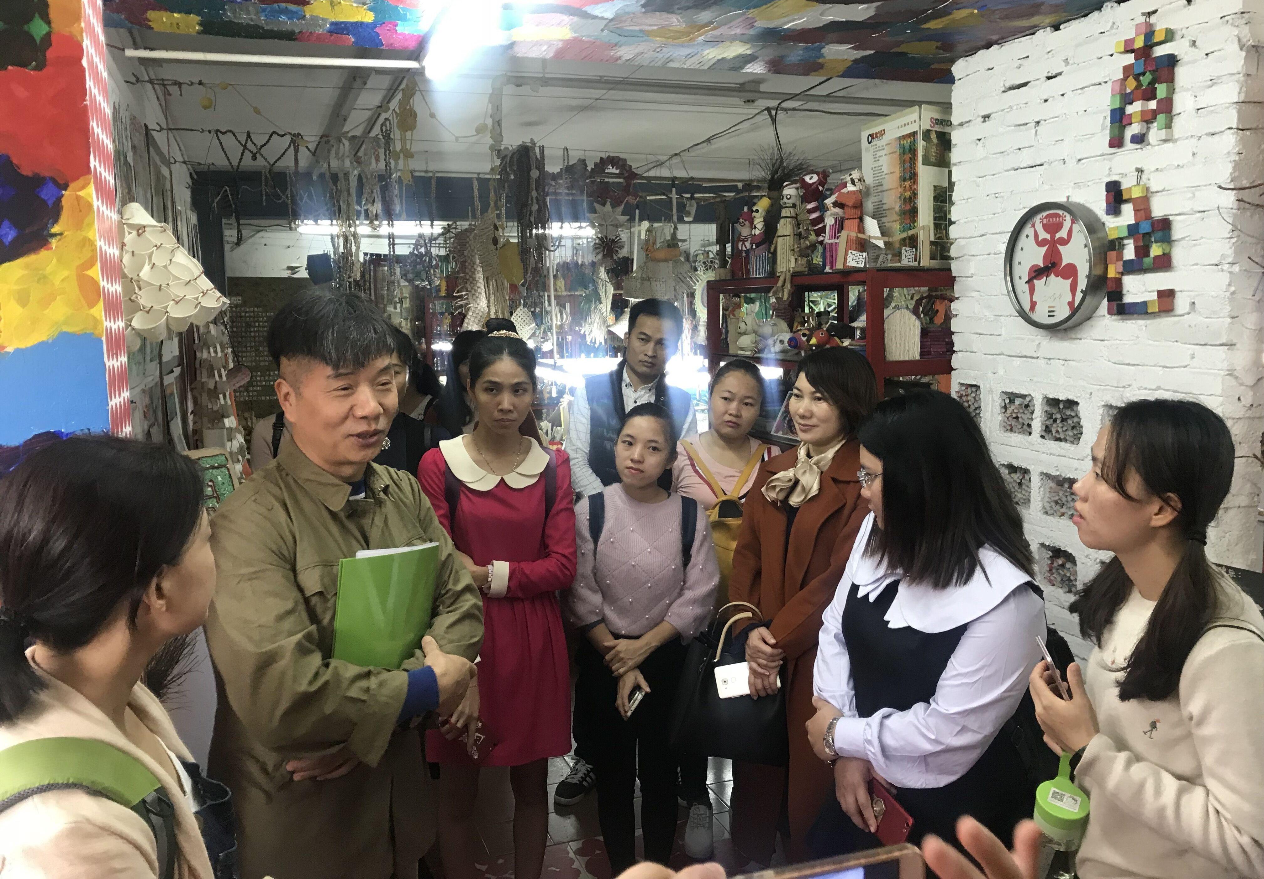 教育与心理学院组织对口帮扶幼儿园教师赴珠海参访
