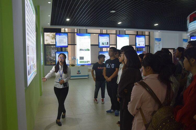 创新创业实践周之参观科技园