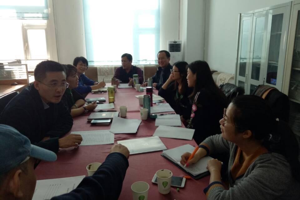 马克思主义学院教师到黑龙江两所高校学习交流