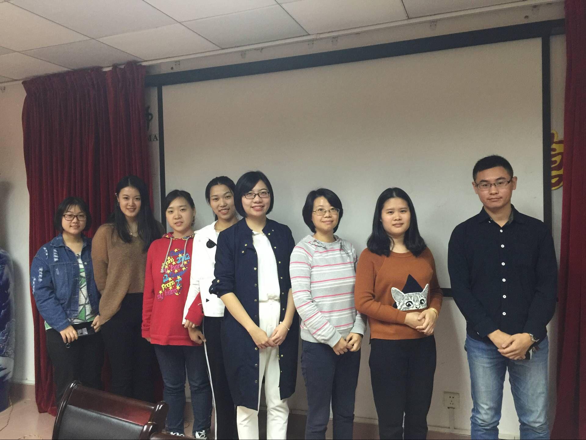北京师范大学马克思主义学院团委来访
