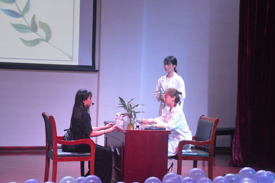 青年之声·教育与心理学院举办首届校园心理情景剧大赛