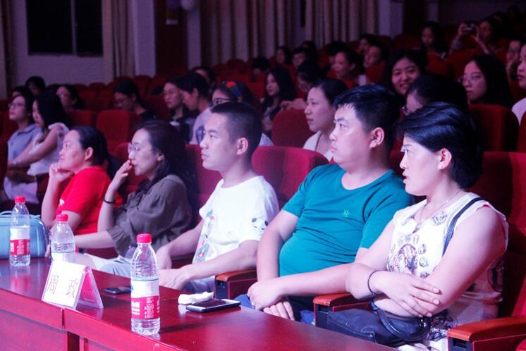 青年之声·记文学院联梦文娱社和2016级中文4班话剧演出《雷雨》节选