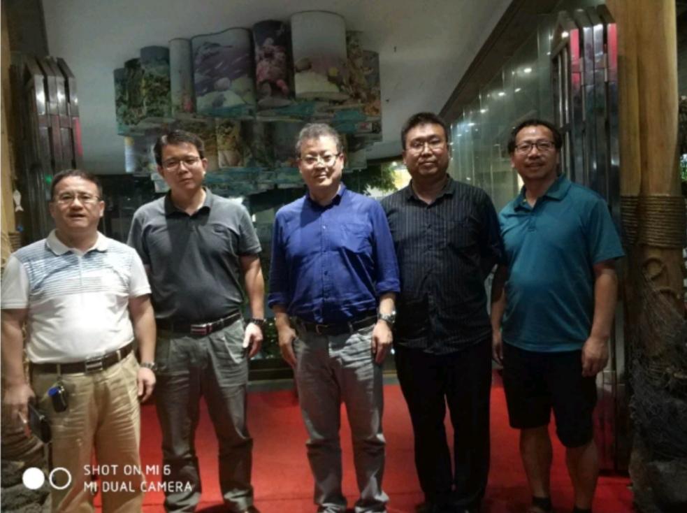 新加坡国立大学王江雨副教授来我校交流