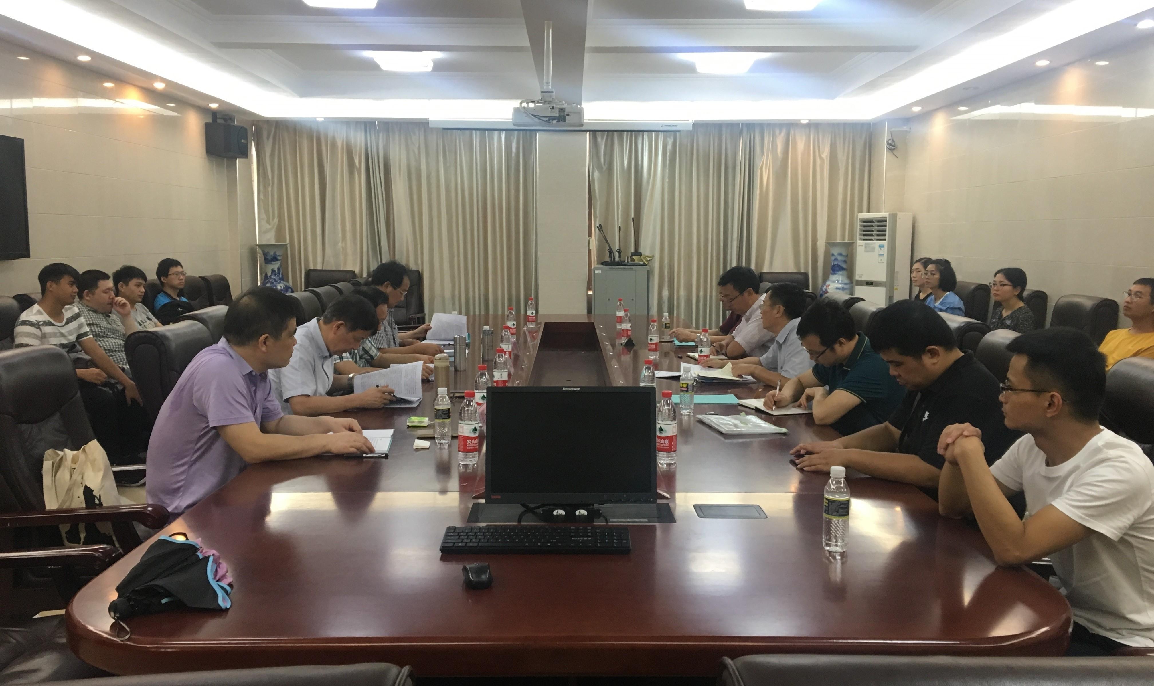 中国史硕士点召开外聘专家评估会