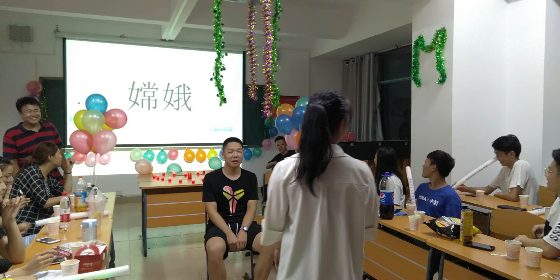 """2018年音乐学院""""中秋浓浓、因为有你""""主题思乡活动"""