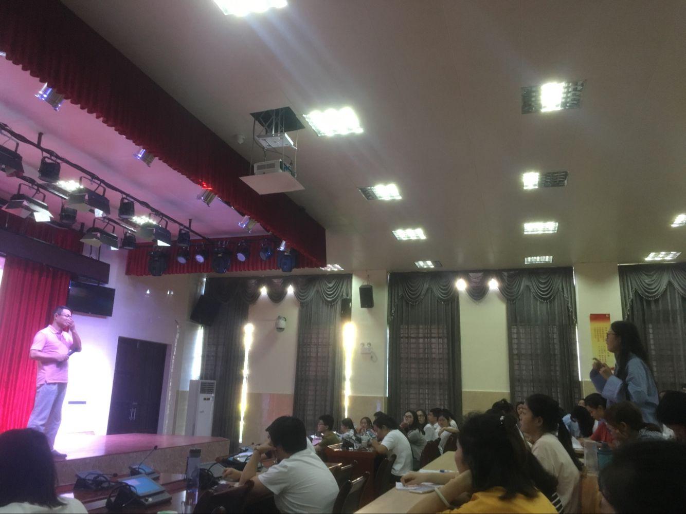 海南師范大學教務處舉辦創新創業實踐周系列活動之專題講座