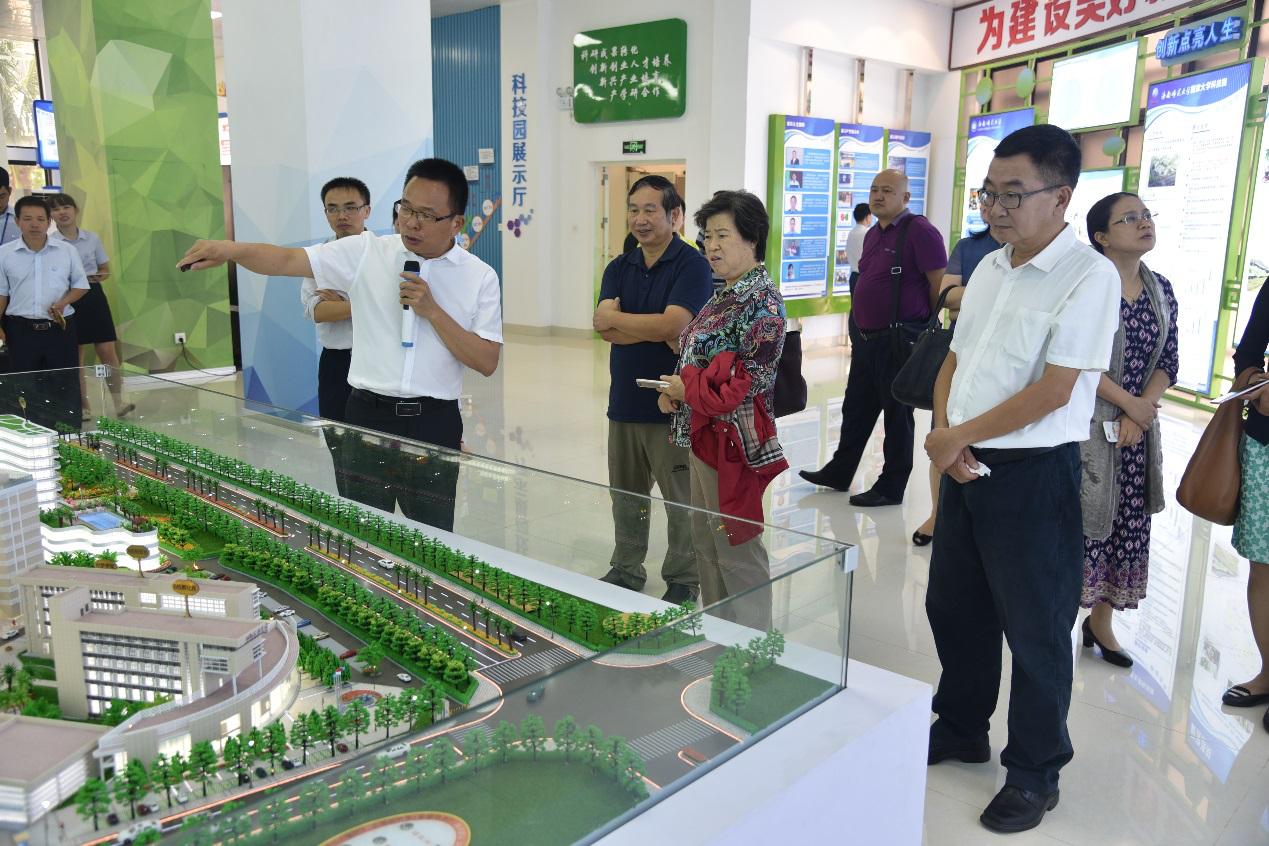 海南首屆粵桂瓊生產力服務聯盟座談會在科技園舉行
