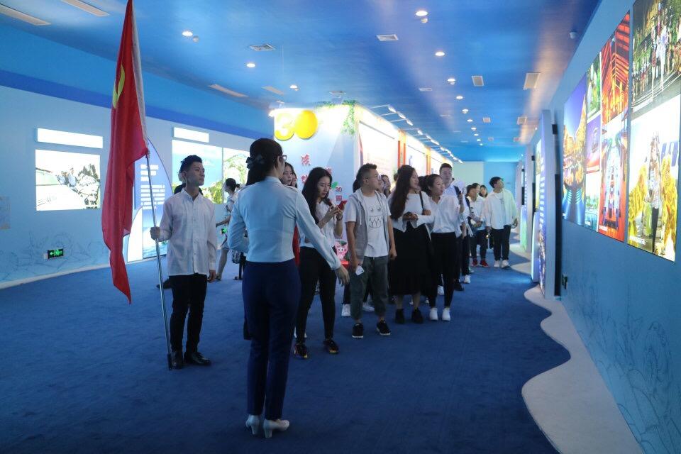 音乐学院学生党支部赴海南省博物馆