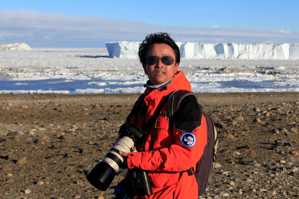 专家学术演讲公告---一路向南――中国第33、34次南极考察分享