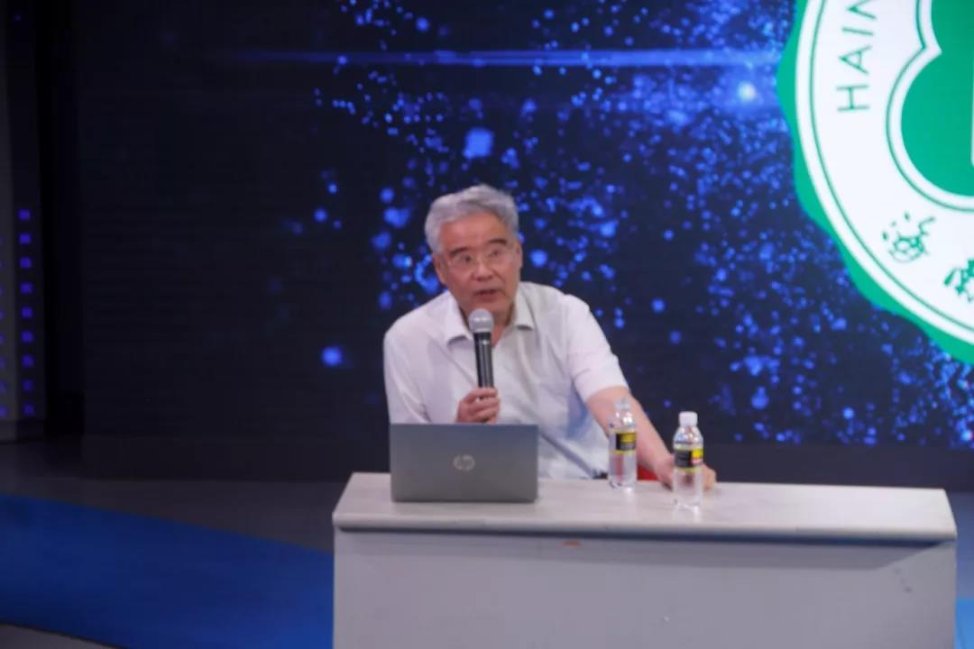 中国人民大学孙郁教授来我校讲学