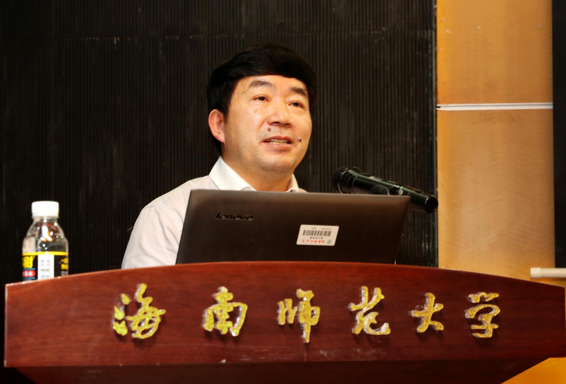 中国社会科学院民族学与人类学研究所所长王延中到我校做专题讲座