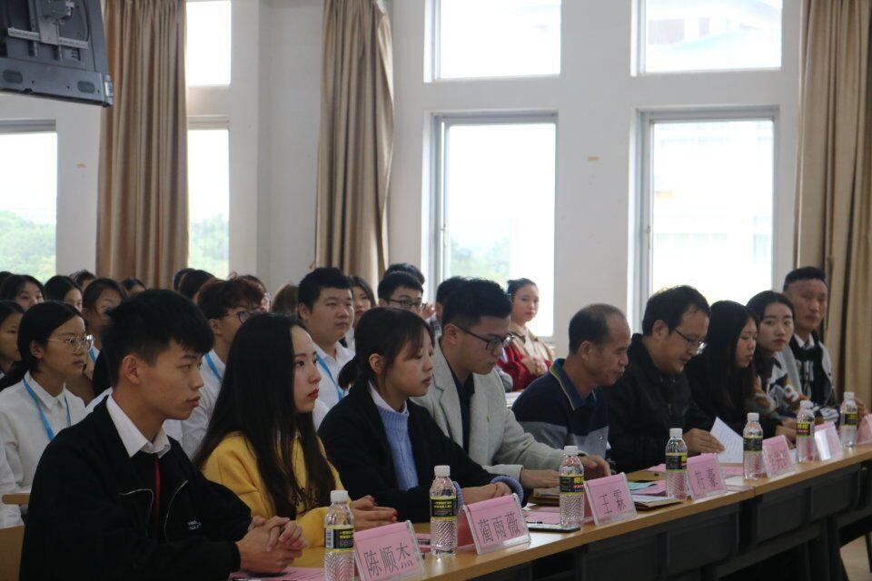 青年之声・教育与心理学院举行青马工程启动仪式
