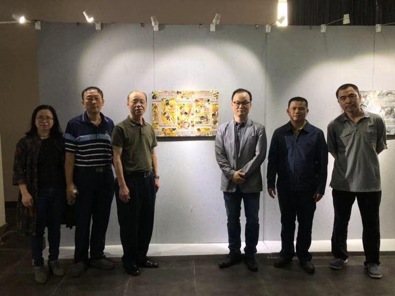 韩国群山大学美术教授到美院访学