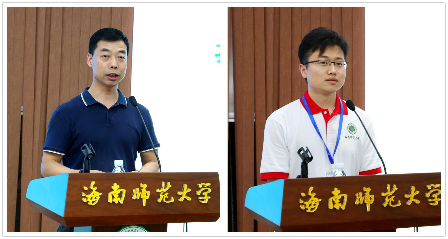 100名赴泰国汉语教师志愿者在我校参加岗前培训