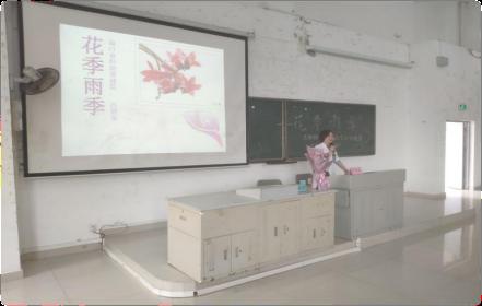 花季雨季,健康同行——记法学院女性知识讲座成功举办