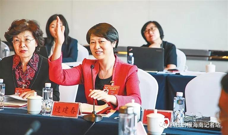 过建春委员:海南省红树林保护及退塘还林(湿)刻不容缓