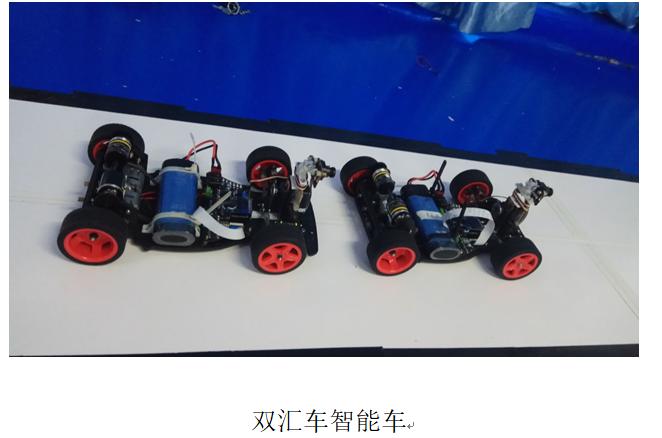 智能车竞赛实验室