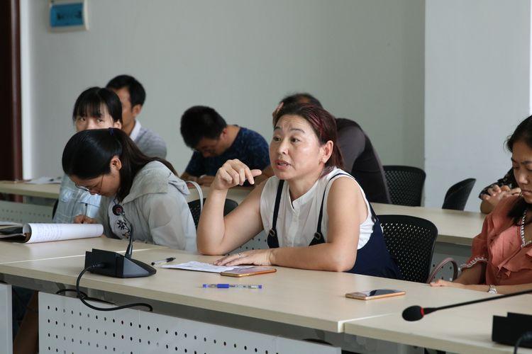 高等教育与基础教育的深度融合----名师下乡系列活动