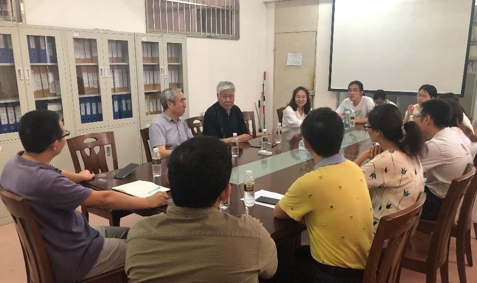 """南开大学陶慕宁教授来我校作""""元明小说与古代社会""""讲座"""