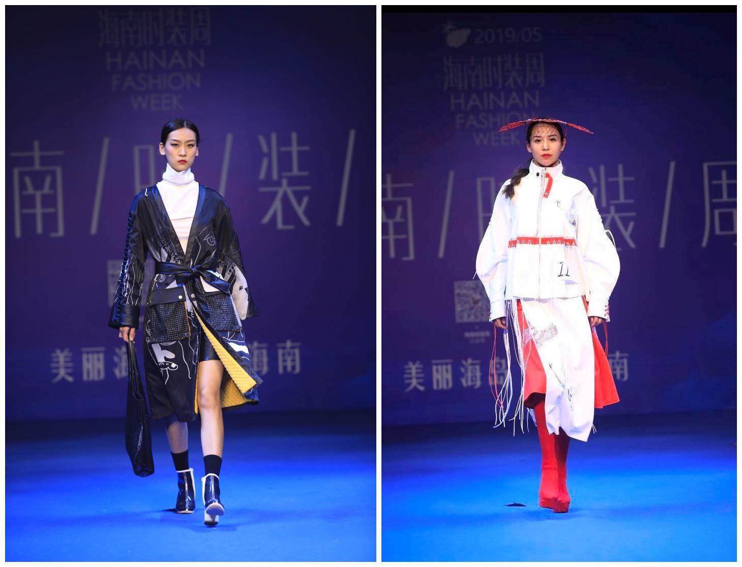 美术学院参加首届海南时装周获佳绩