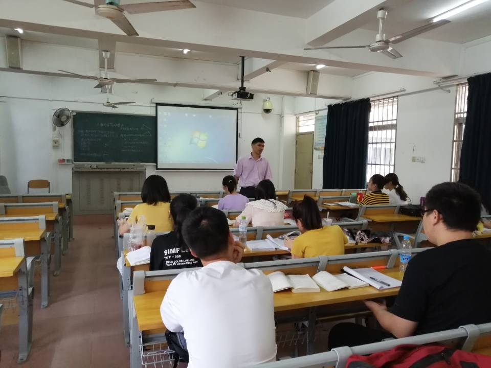 师范生教学技能强化训练