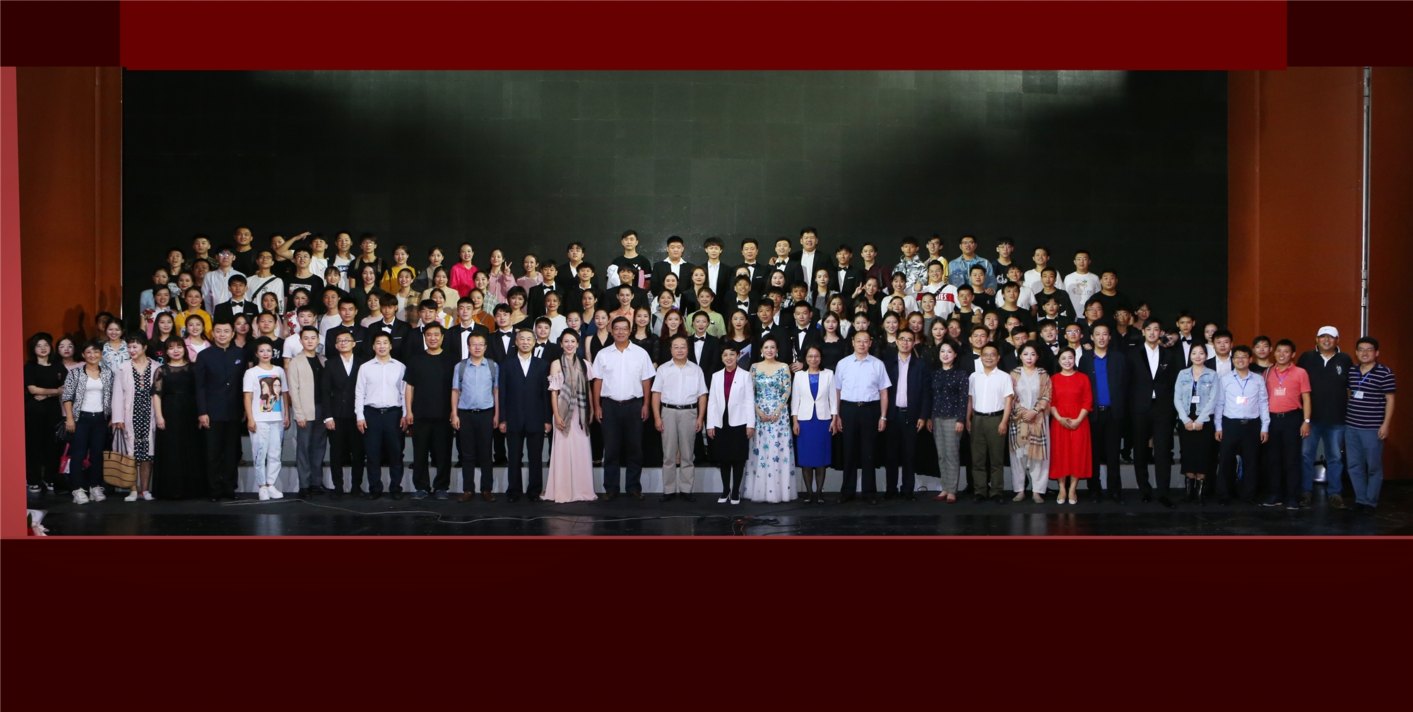 时时彩苹果版注册举办交响音乐会献礼70周年校庆