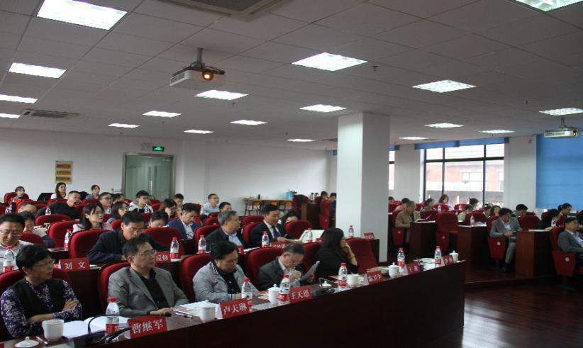 我院研究生张华参加上海市马克思主义研究论坛