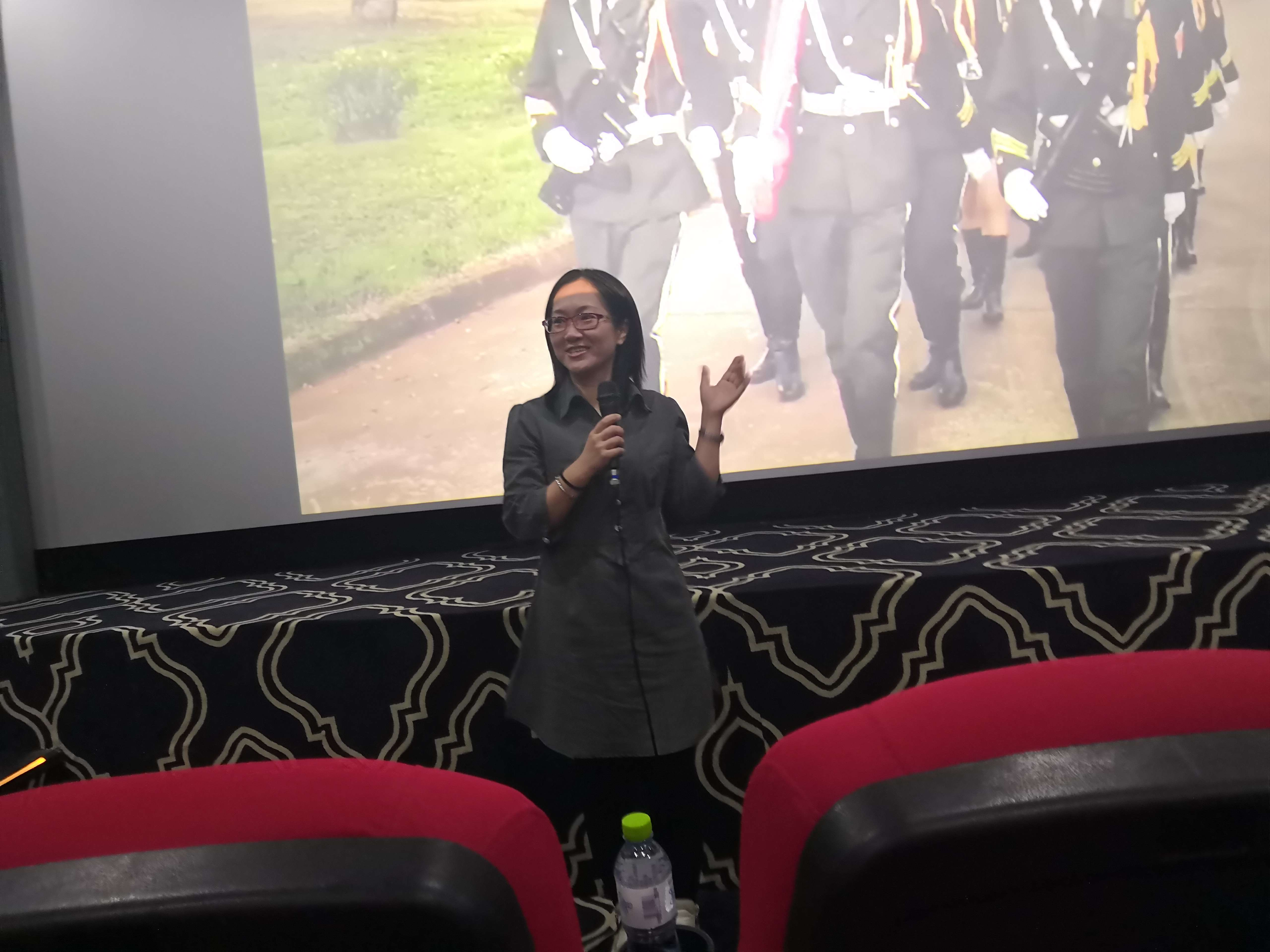 海南影视创作研究与人才培训中心第一期影视人才培训班结业仪式暨学员作品展在三亚学院